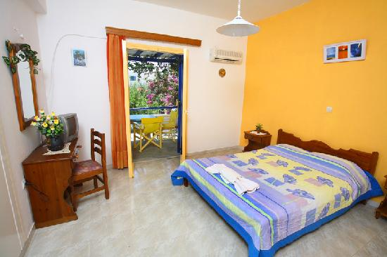 Betty Apartments: Double Bed Apartment