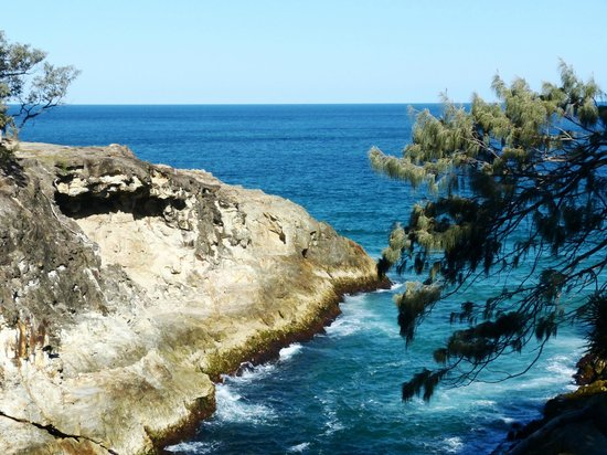 Point Lookout, Australia: North Gorge