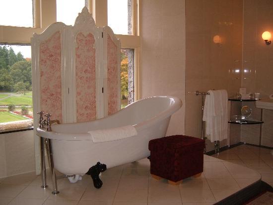 Adare Manor Guest Suite Bath