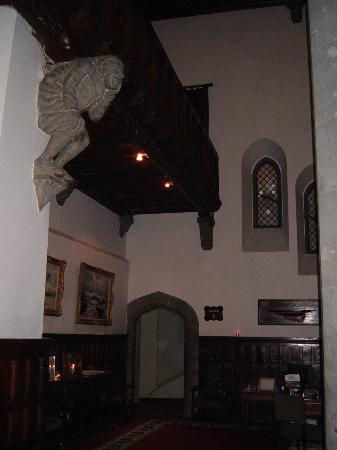 Lobby, Adare Manor