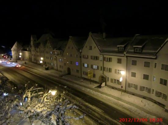 Hotel Hirsch: 部屋