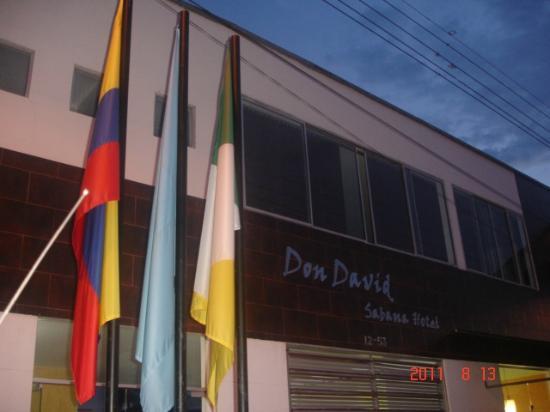 Don David Sabana Hotel
