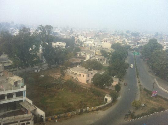 Regenta Central Klassik: View from Room# 803