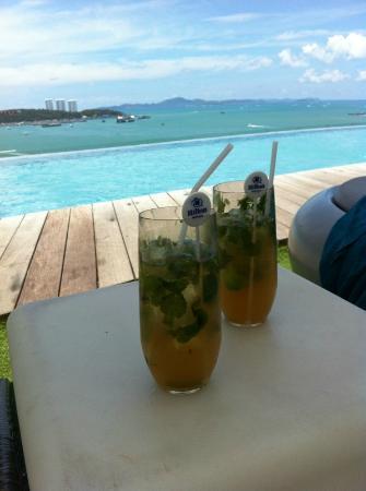 Hilton Pattaya: mojito