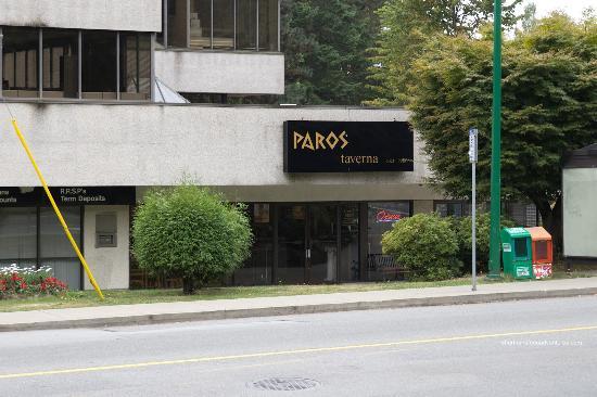 Paros Taverna