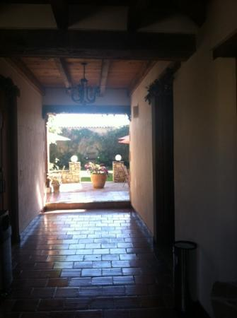 Hotel Parador Margarita: pasillo principal
