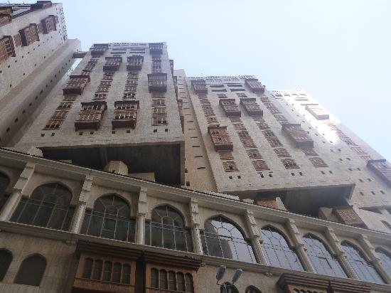 Makkah Hilton Towers: Hilton Hotel, Mecca, Saudi Arabia