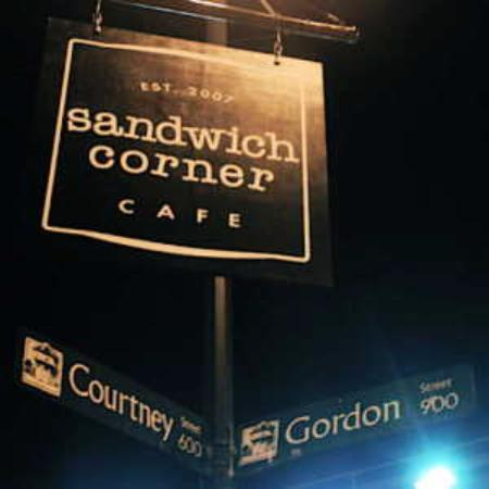 Sandwich Corner Photo
