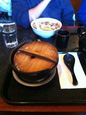 Hanazono Asian Noodle : Noodle dishes