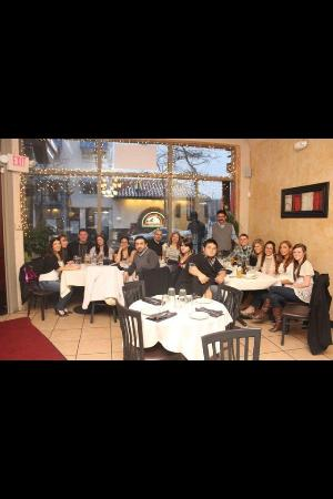 Mia Bella: Holiday party quintanas dream spa team