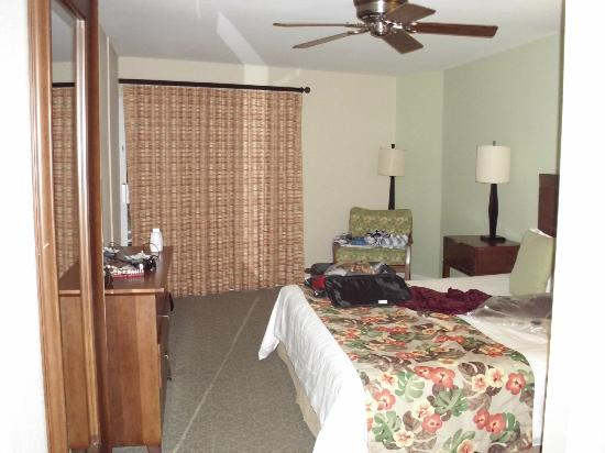 ويندام ويكيكي بيتش ووك: master bedroom 