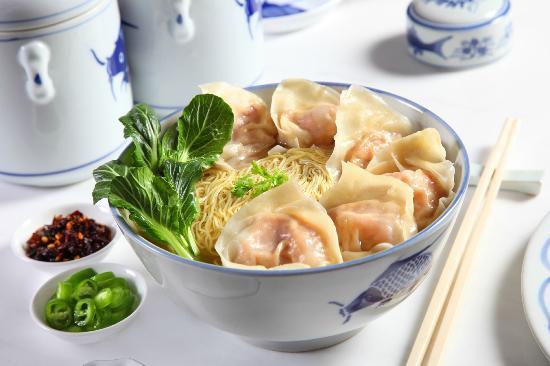 8 Noodles: Wonton Noodles