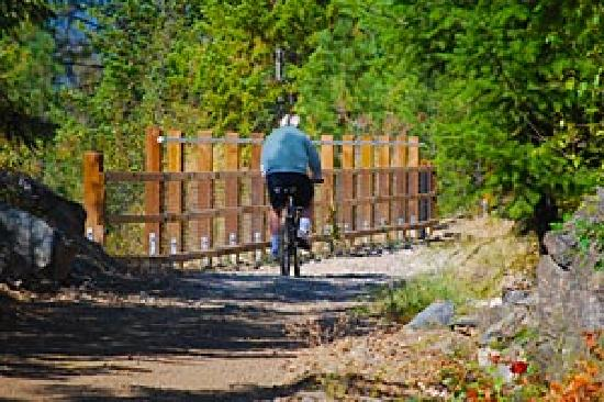 Christina Lake Village: A Trans Canada Trail Head Community - enjoy Beautiful B.C. Today