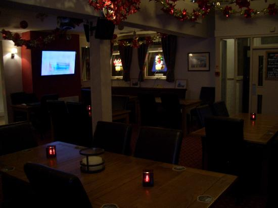 Wheldale Hotel: Lounge and function room