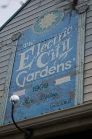 ‪Electric City Garden‬