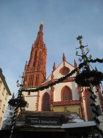 Hotel am Main: Würzburg Weihnachtsmarkt