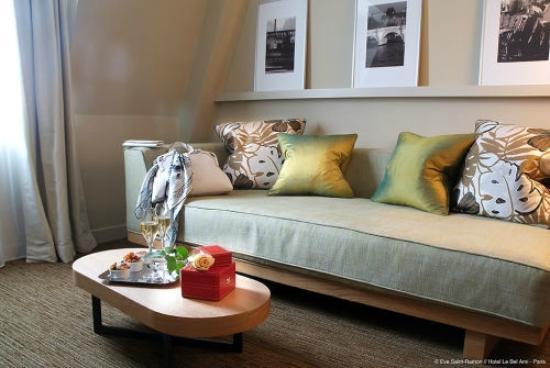 Bel Ami Hotel: Chambre
