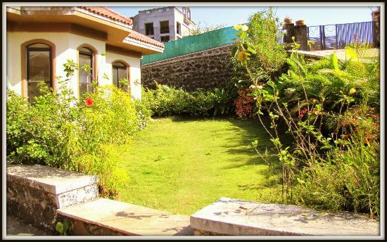 Patodia Estate: Garden