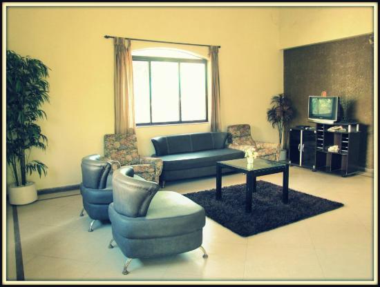 Patodia Estate: Living Room