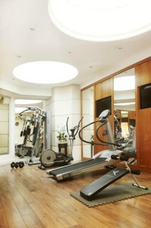 Hotel Edouard 7: Salle de sport