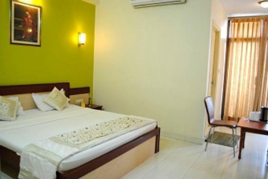 Hotel Jaipur Heritage: room