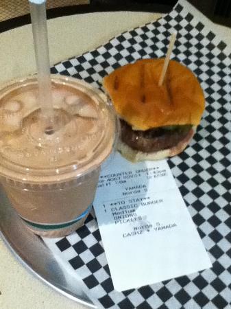 Good Burger: burger