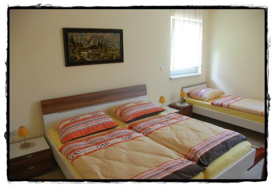 Landhaus Jasmin: Schlafzimmer