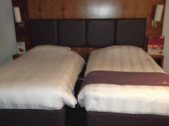 Premier Inn Bristol City Centre (King Street) Hotel: Comfy Beds