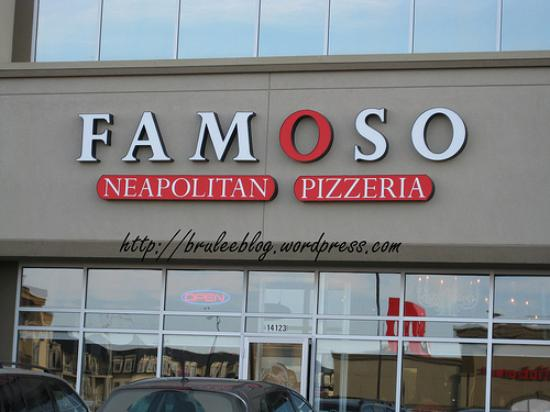 Famoso Neapolitan Pizzeria Aufnahme