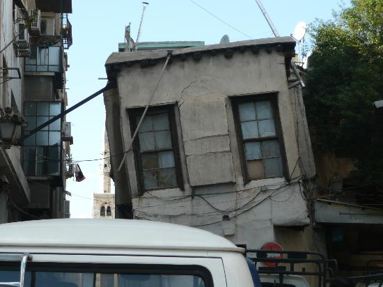 Old City: Old Damascus house