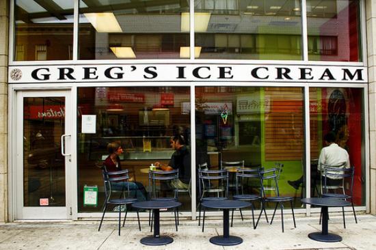 Greg's Ice Cream