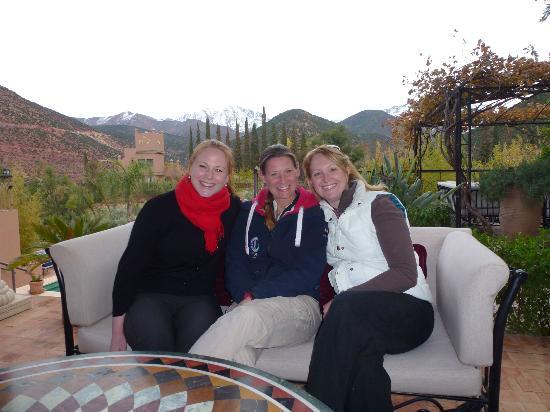 Splash Morocco Day Trips : Cocktails at Richard Bransons' Retreat