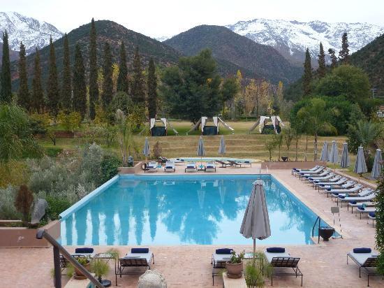 Splash Morocco Day Trips : Richard Bransons' Retreat