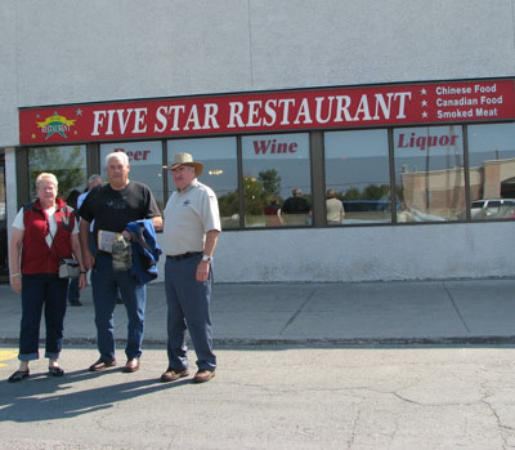Five Star Restaurant Photo