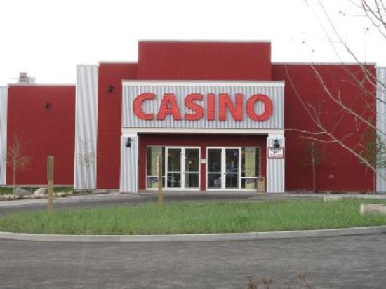 Eagle River Casino Whitecourt