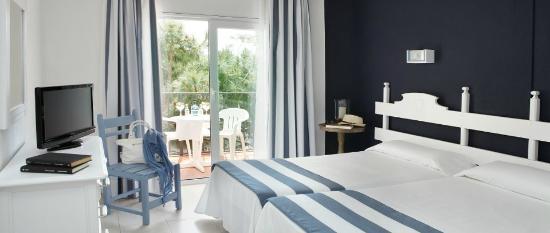 Hotel Els Pins: Habitación Doble