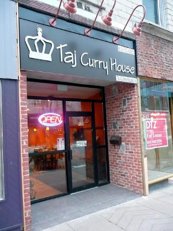 Taj Curry House