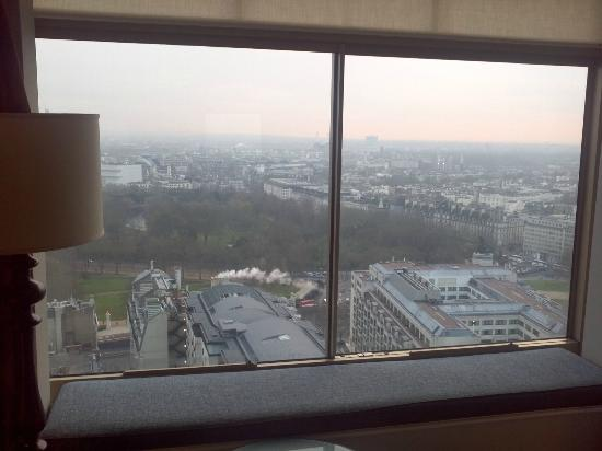 London Hilton on Park Lane: View From Room 2407