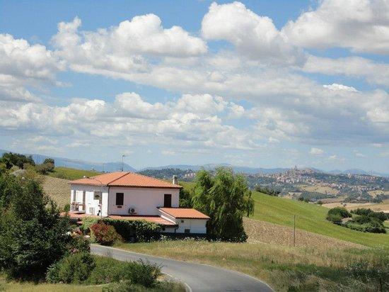 Montelupone, Italien: Ristorante Da Armida (Le Cervare)