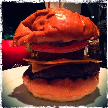 Gourmet Burger Kitchen (Cambridge): The Taxidriver @ GBK