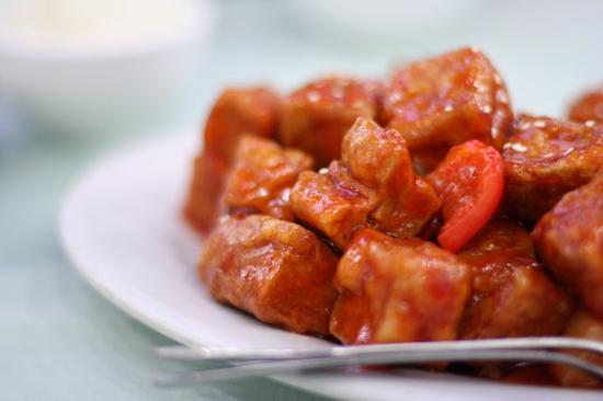 Bo Kong Vegetarian Restaurant