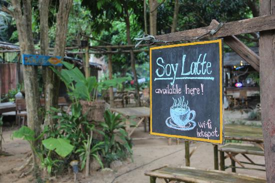 Utopia International Delights: MISSING SOY? TRY OUR NEW LATTE!