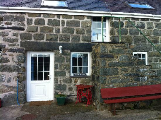 Afonwen Farm: Loft-Stabl