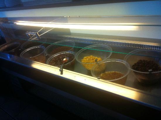 Bitzaro Grande Hotel: buffet