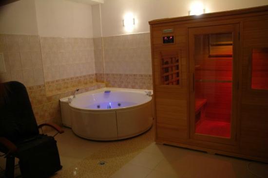 Hotel Dobrudja : Hotel spa
