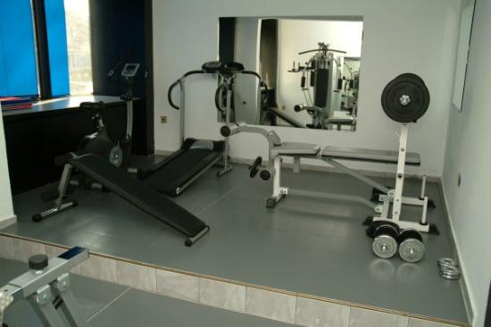Hotel Dobrudja : Fitness center