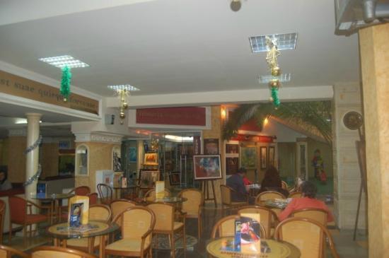 Hotel Dobrudja : Hotel Cafe