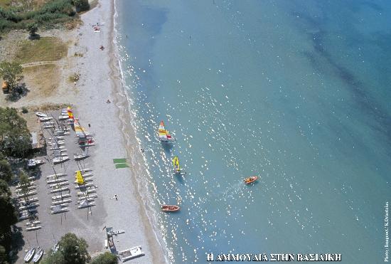 Enodia Hotel: Beach Vasiliki