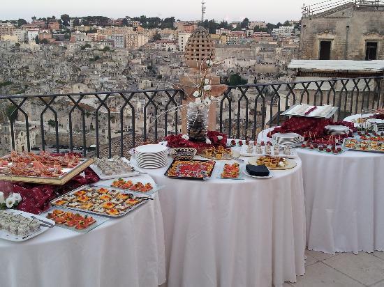 Buffet sul Terrazzo - Picture of Don Matteo, Matera - TripAdvisor
