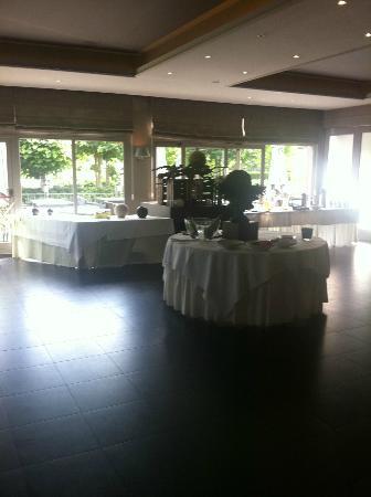 Eurotel Lanaken - Different Hotels : buffet matin